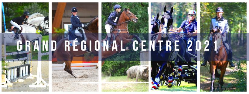 Étapes Grand Régional CCE 2021 | Grand Régional Centre